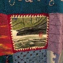 Wild Woman Blanket 7